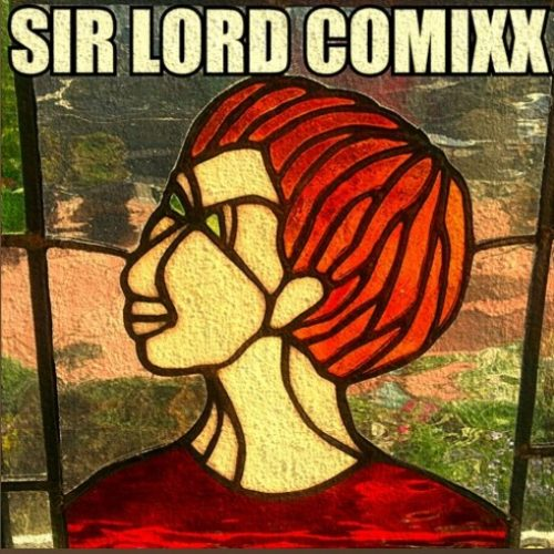 Sir Lord Comixx cover art